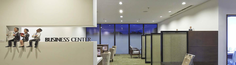 Business Center|AXIA South Cikarang【公式】アクシアサウスチカラン|日本人向けサービスアパートメント