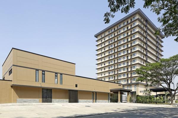 施設情報|AXIA South Cikarang【公式】アクシアサウスチカラン|日本人向けサービスアパートメント