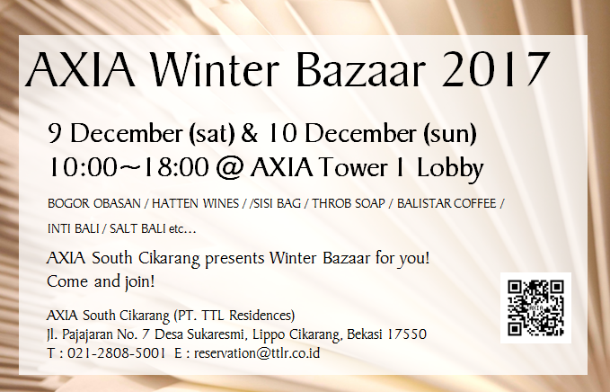 Axia Winter Bazzar